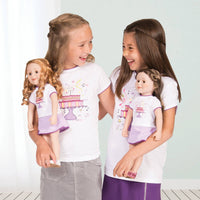Set to Celebrate Shirt for Girls