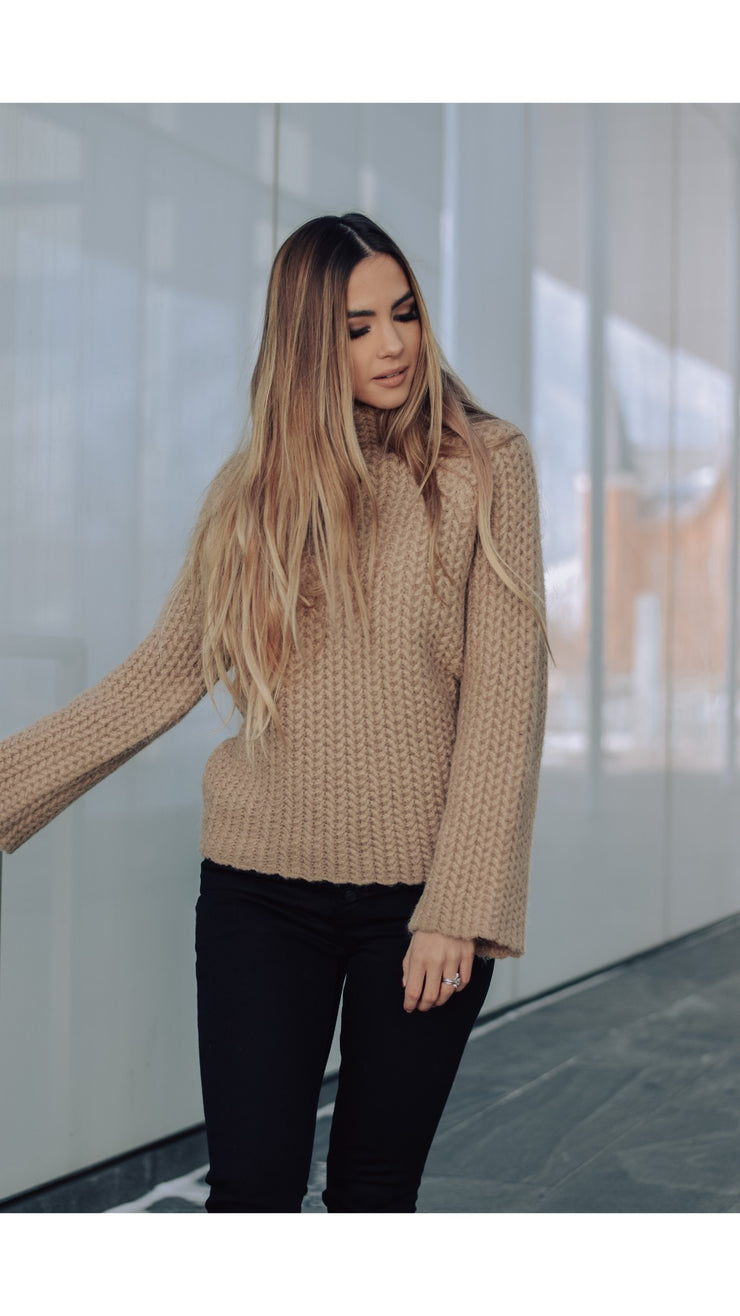 Theo Turtleneck Sweater