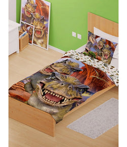 PRE ORDER Dinosaur Dino Single Quilt Cover Set