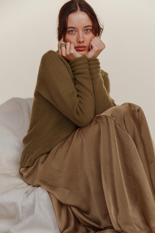 Yame Cashmere Jumper