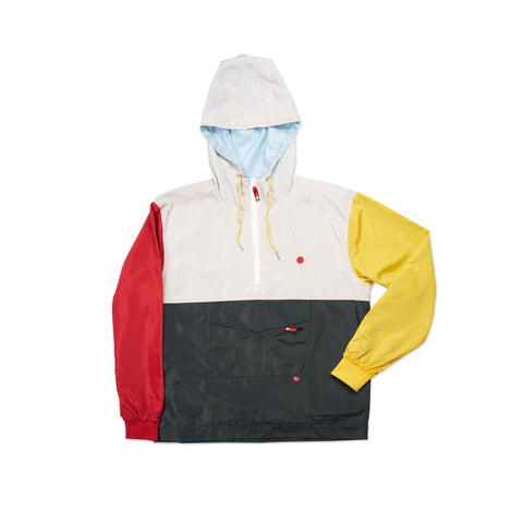 This-Side-Up Anorak Jacket