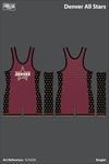 Denver All Stars Singlet - Option 2