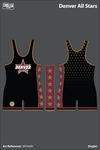 Denver All Stars Singlet - Option 1