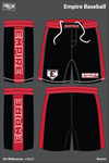 Empire Baseball Athletic Shorts - xz8pfZ