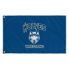 Lakehead Wolves Flag
