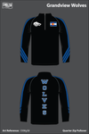 Grandview Wolves Men's Quarter Zip - CKMg58