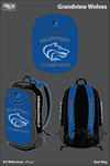 Grandview Wolves Gear Bag - sPvrus