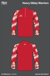 Henry Sibley High School Quarter Zip - TqdLMH