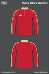 Henry Sibley High School Quarter Zip - bynXsh