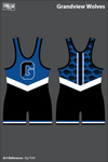 Grandview Wolves Men's Singlet - kg7ytm