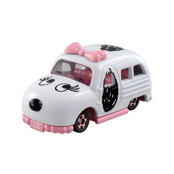 Tomica  Dream Snoopy'S Sister Belle