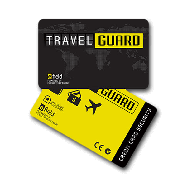 Travelguard Security Card