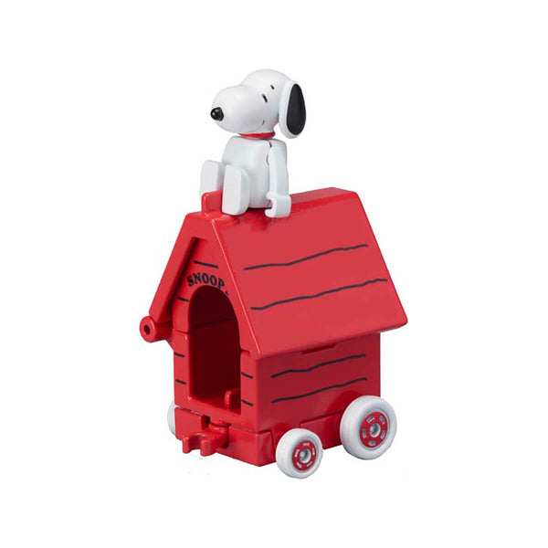 Tomica  Dream R01 Snoopy & House Car