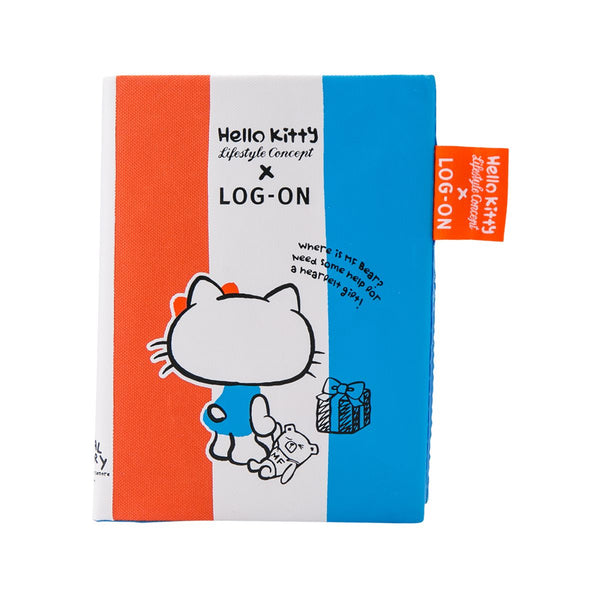 Sanrio Hello Kitty Paperwork A6 Notebook (Polyester)