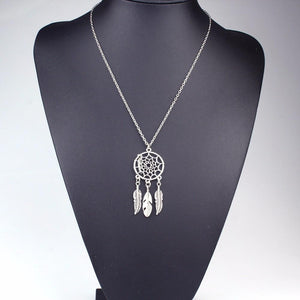 Collier Attrape-rêve Style Boho - HEXAGONE AVENUE