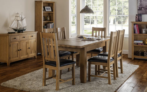 Astoria Dining Set 6 Chair - Furniture - Dream Floors and Furniture Ashton-Under-Lyne, Manchester