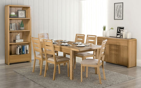 Curve Dining Set - Furniture - Dream Floors and Furniture Ashton-Under-Lyne, Manchester
