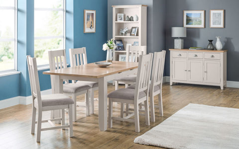 Richmond Dining Set 6 Chairs