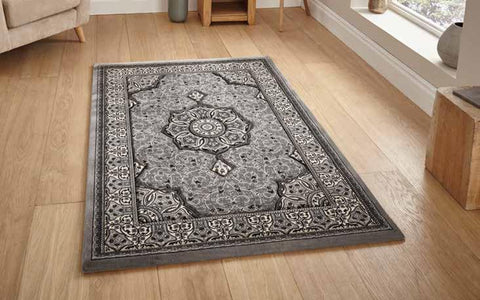 Heritage 4400 Silver - Rug - Dream Floors and Furniture Ashton-Under-Lyne, Manchester