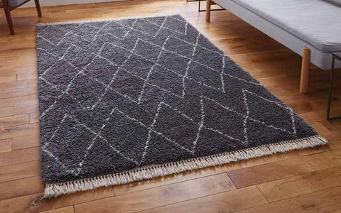 Boho 8280 Grey - Rug - Dream Floors and Furniture Ashton-Under-Lyne, Manchester