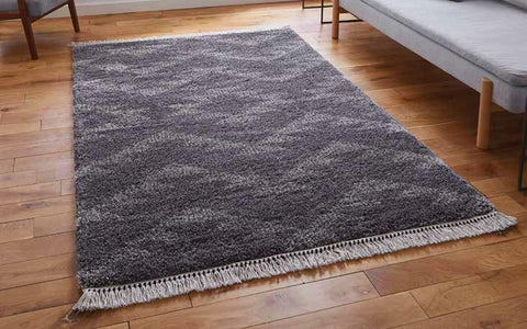 Boho 8733 Charcoal - Rug - Dream Floors and Furniture Ashton-Under-Lyne, Manchester