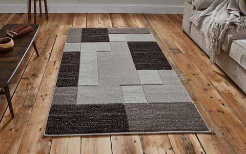 Matrix A0221 Beige - Rug - Dream Floors and Furniture Ashton-Under-Lyne, Manchester