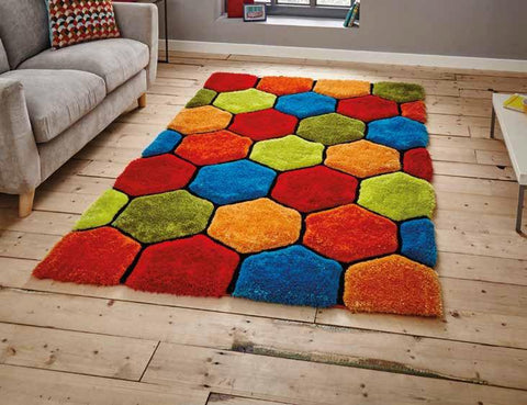 Noble House NH30782 Multi - Rug - Dream Floors and Furniture Ashton-Under-Lyne, Manchester