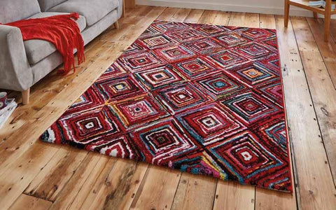 Sunrise Y505A - Rug - Dream Floors and Furniture Ashton-Under-Lyne, Manchester