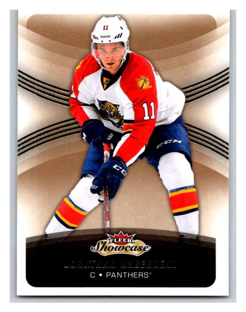 2015-16 Fleer Showcase #88 Jonathan Huberdeau Panthers NHL Mint