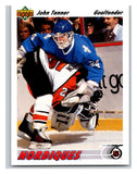 1991-92 Upper Deck #119 John Tanner Mint