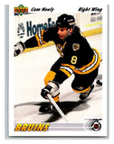 1991-92 Upper Deck #234 Cam Neely Mint