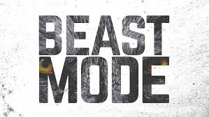 EVERYONE WANT TO BE A BEAST UNTIL IT'S TIME TO DO WHAT BEAST DO!