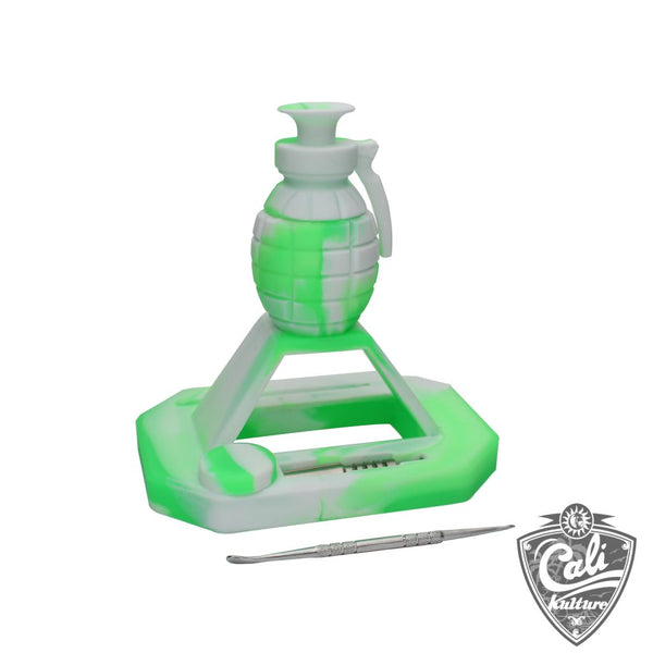 Silicone Grenade Nectar Collector Kit 14mm