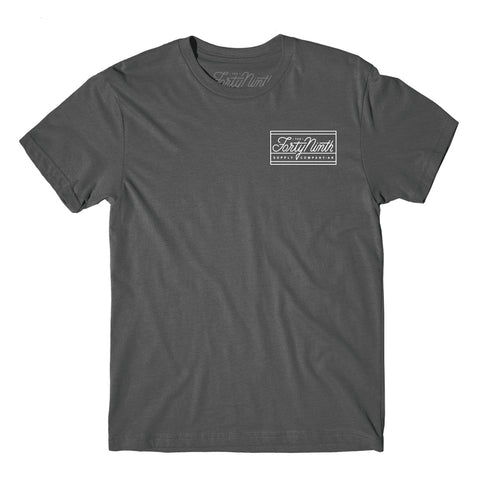 The Standard Charcoal T-Shirt