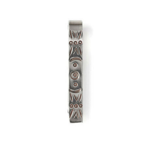 Tully Sterling Silver Tie Bar