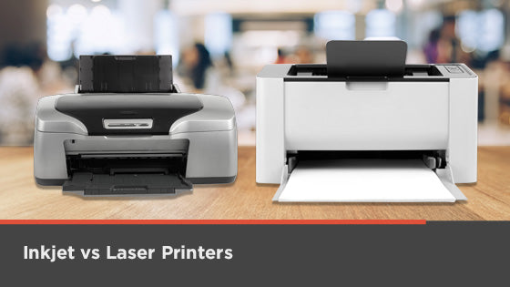 Inkjet or Laser Printer: Which is Right for You?