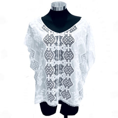 White Lace Top - W50T