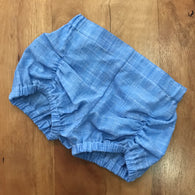 Baby Blues Pucker Shorts