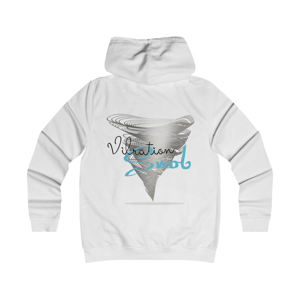 Blue Glass Moments - Women's Fitted Hoodie