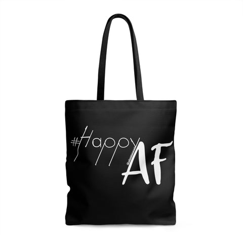 Happy AF - Tote Bag | 3 Sizes