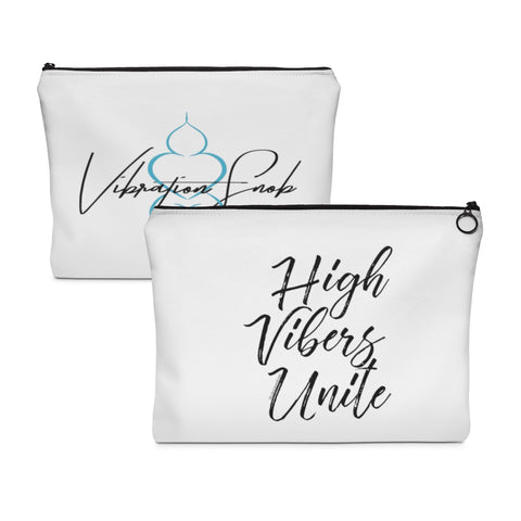 High Vibers Unite  - Carry All Pouch | 2 Sizes