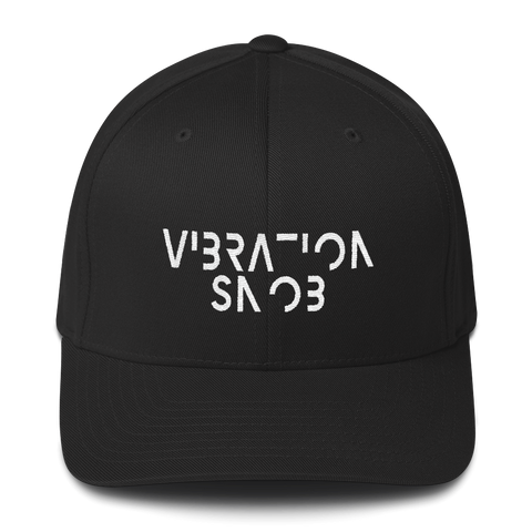 Vibration Snob - Structured Twill Cap