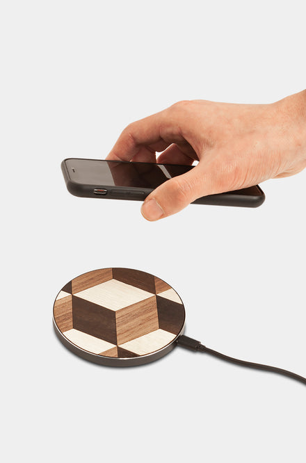 Wood'd Wireless Chargers