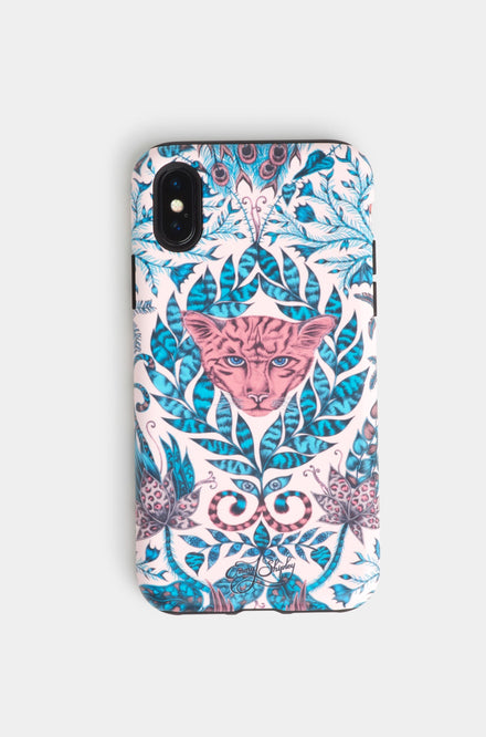 Emma Shipley Amazon Pink Phone Case