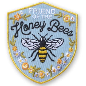 FRIEND OF THE HONEY BEES PATCH