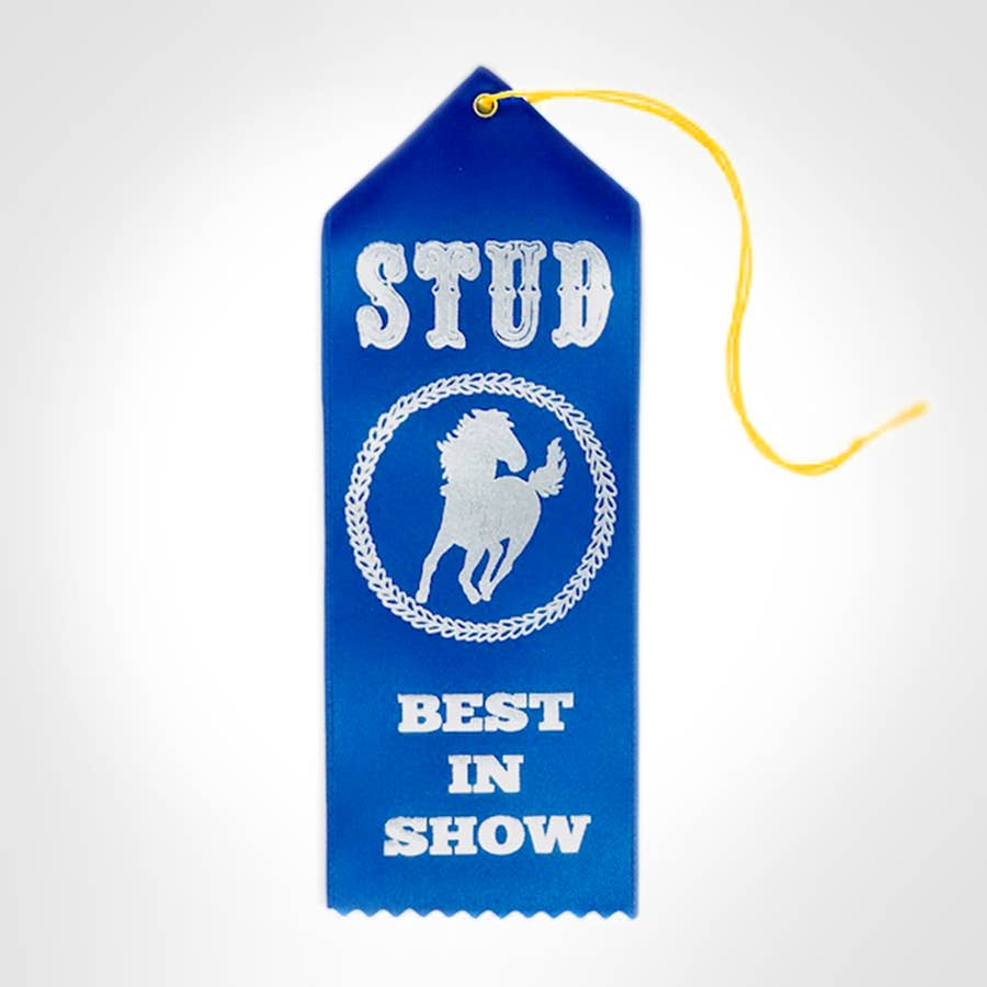 STUD - AWARD RIBBON