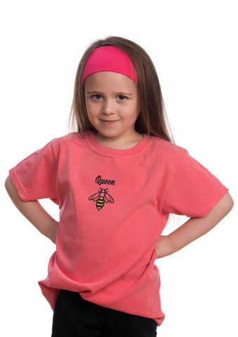 Queen Bee Kids Tee