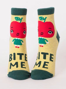Bite Me, W-Ankle Socks