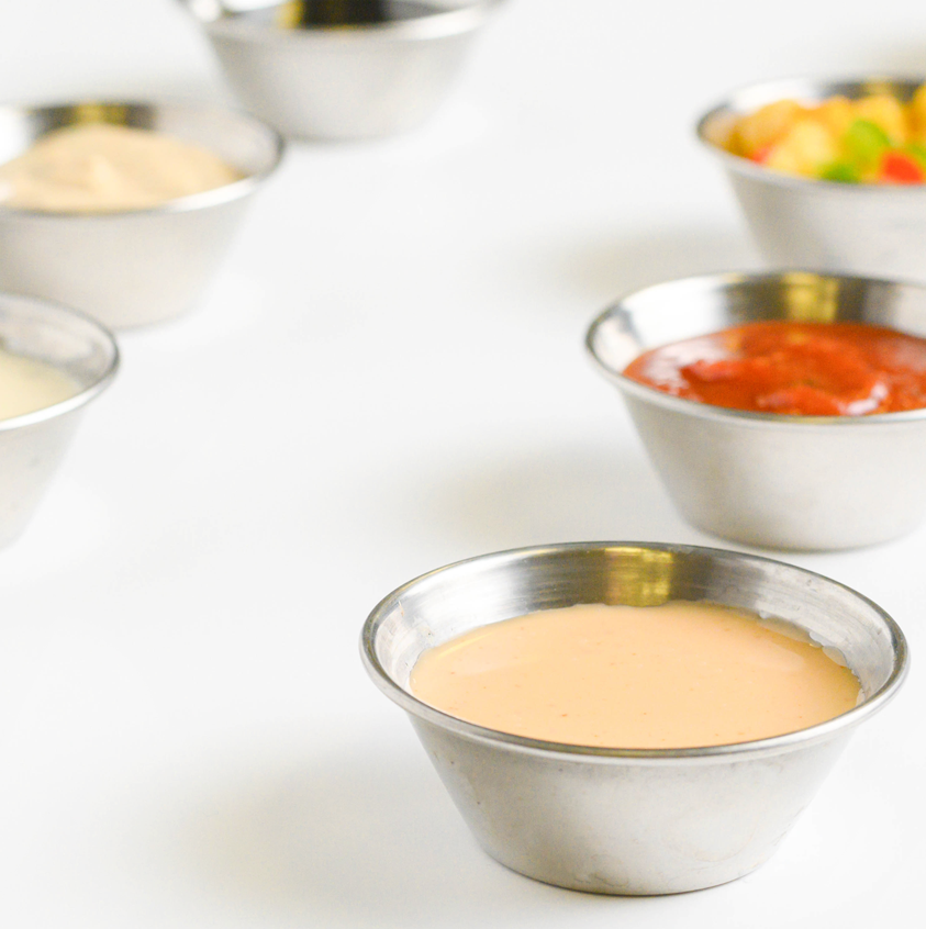 How to Create & Find Healthy Sauces