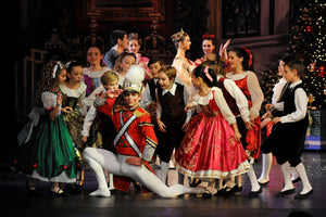 German Nutcrackers and The Nutcracker Ballet